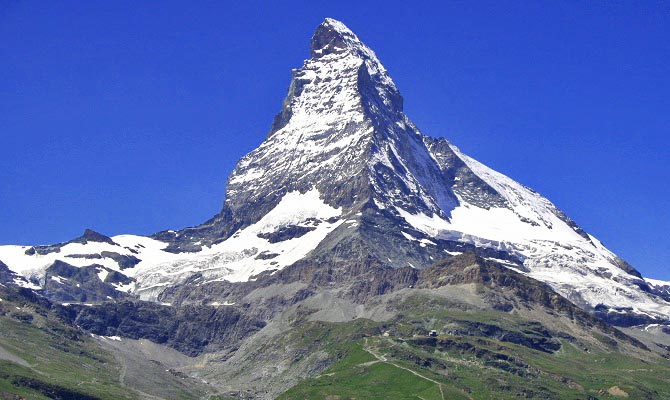 Matterhorn and Swartzee